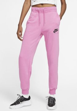 Nike Sportswear - AIR PANT - Jogginghose - magic flamingo/ice silver