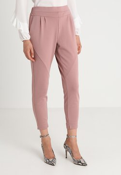 Cream - ANETT PANTS - Pantalon classique - old rose