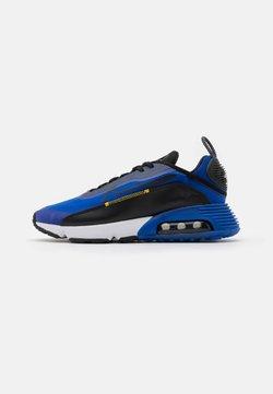 Nike Sportswear - AIR MAX 2090 - Baskets basses - hyper blue/black/white/tour yellow