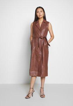 Ibana - JADEY - Korte jurk - brown