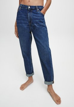 Calvin Klein Jeans - Jeans Relaxed Fit - dark blue utility