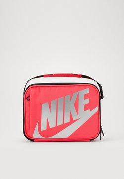 Nike Sportswear - FUTURA FUEL PACK - Handtasche - black/racer pink