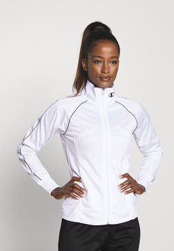 Champion - FULL ZIP SUIT LEGACY - Verryttelyhousut - white