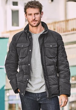 Next - Winterjacke - black