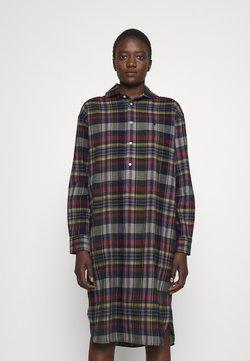 Polo Ralph Lauren - BLEEDING - Blusenkleid - madras