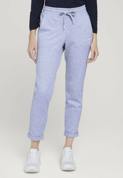TOM TAILOR - Jogginghose - comfort grey melange