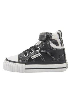 British Knights - ATOLL - Sneaker high - black/zebra