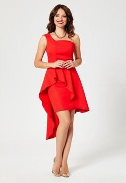 faina - Cocktailkleid/festliches Kleid - red