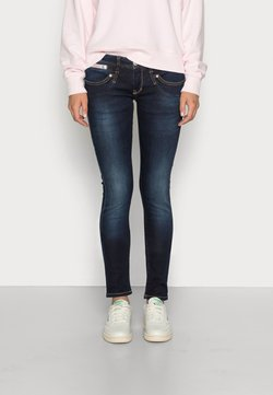 Herrlicher - PIPER SLIM REUSED - Slim fit jeans - dull