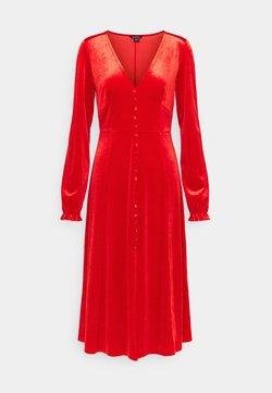 Monki - LOUISA DRESS - Sukienka letnia - red