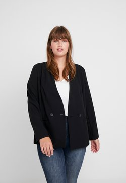 CAPSULE by Simply Be - OPP - Blazer - black