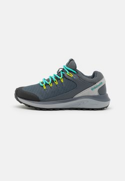Columbia - TRAILSTORM WP - Hikingschuh - graphite/dolphin