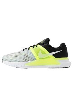 Nike Performance - RENEW FUSION - Trainings-/Fitnessschuh - spruce aura/white/black/volt