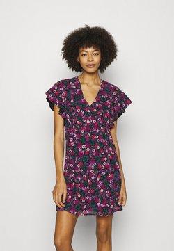 Guess - AYAR DRESS - Vestido informal - heartbreaker roses