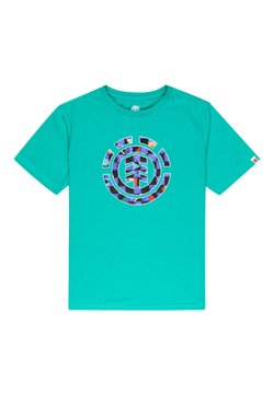Element - PRISM ICON - T-shirt con stampa - atlantis