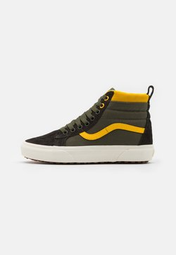 Vans - SK8 MTE UNISEX - Sneaker high - grape leaf/lemon chrome