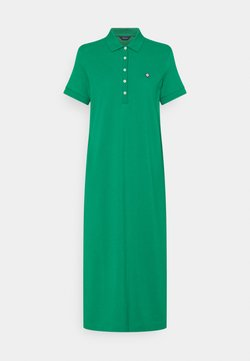 GANT - POLO DRESS - Vapaa-ajan mekko - lush green