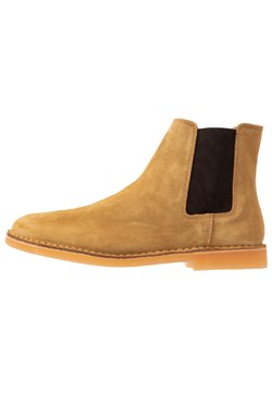 Selected Homme - SLHROYCE CHELSEA BOOT - Stivaletti - sand