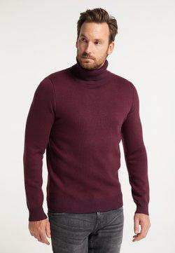 DreiMaster - Pullover - bordeaux rot