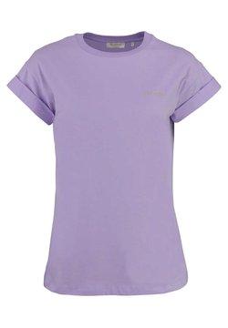 Rich & Royal - T-Shirt basic - rosa - lila