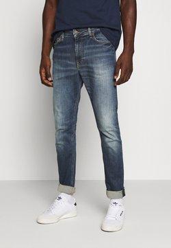 Tommy Jeans - SIMON  - Jeansy Skinny Fit - danny dark blue stretch