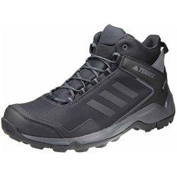 adidas Performance - TERREX EASTRAIL MID GTX SHOES - Hikingschuh - grey/black