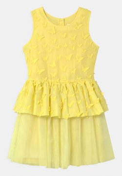 Charabia - SLEEVELESS  - Cocktailkleid/festliches Kleid - straw yellow
