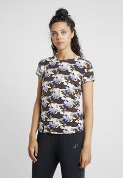 Curare Yogawear - SLIT - Printtipaita - multi-coloured