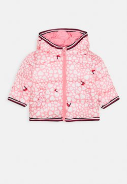 Tommy Hilfiger - BABY PRINTED PUFFER JACKET - Chaqueta de invierno - pink