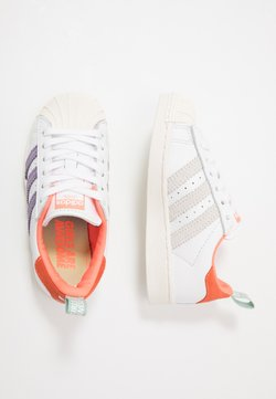 adidas Originals - SUPERSTAR GIRLS ARE AWESOME SHOES - Sneaker low - white