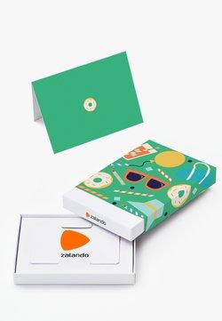 Zalando - HAPPY BIRTHDAY - Geschenkgutschein in Box - green