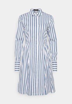 Steffen Schraut - SUMMER DRESS - Freizeitkleid - white/blue