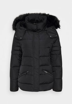 Esprit - JACKET - Winterjacke - black