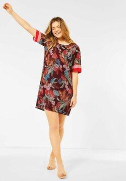 Cecil - HAWAII - Korte jurk - rot