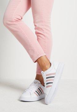 K-SWISS - COURT WINSTON  - Sneaker low - white/pale mauve
