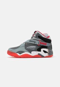 Ewing - ROGUE X ONYX - Sneaker high - grey/black/red