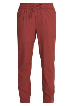Vero Moda - VMHELENMILO ANCLE PANT - Pantalones - sable
