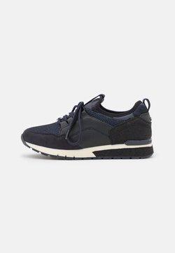 TOM TAILOR - Sneakers - navy