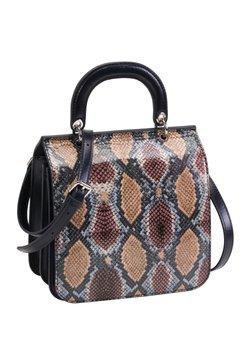 Ekonika - Handtasche - dunkelblau-mehrfarbig