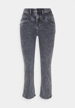 Rich & Royal - Jeans Straight Leg - denim black