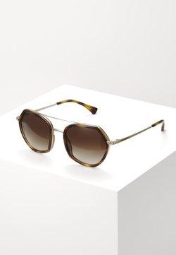 Emporio Armani - Sunglasses - brown
