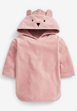 Next - TOWELLING - Jerseykleid - pink