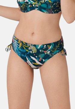 Triumph - BOTANICAL LEAF - Bikini-Hose - blue - dark combination