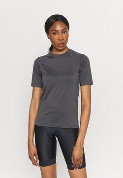 POC - REFORM ENDURO LIGHT TEE - T-Shirt print - sylvanite grey