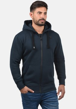 Solid - BENE - Sweatjacke - blue