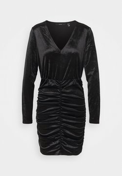 Vero Moda - VMKAITI DRESS - Cocktail dress / Party dress - black