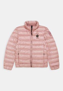 Blauer - Gewatteerde jas - light pink