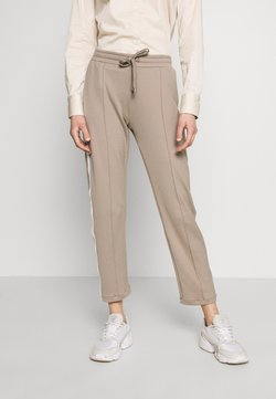 Rich & Royal - PANTS - Jogginghose - taupe