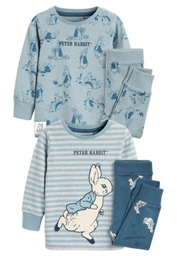 Next - 2 PACK - Pyjama - blue