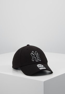 '47 - NEW YORK YANKEES SNAPBACK UNISEX - Cappellino - black